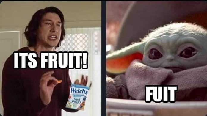 Baby Yoda Memes Funny Baby Memes Star Wars Memes Baby Memes