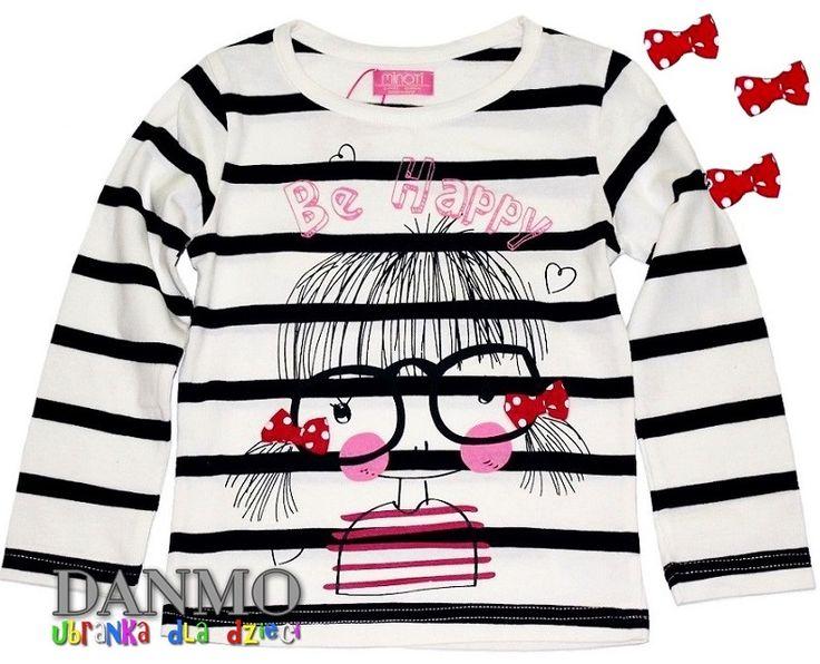MINOTI Rabbit Bluzeczka z Dziewczynką Bluzka * 98 (5965604052) - Allegro.pl - Więcej niż aukcje.