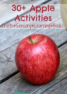 Play and Learn with Apple Activities