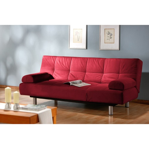 Atherton Home Manhattan Convertible Futon Sofa Bed