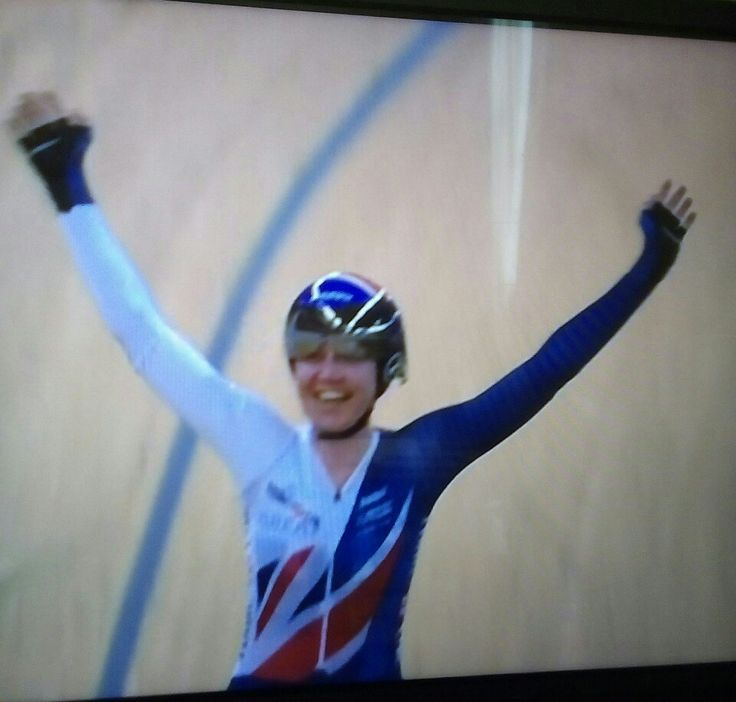 WORLD  TRACK CHAMPIONSHIPS HONG KONG.. Women's Omniun GOLD  - GB Katie Archibald