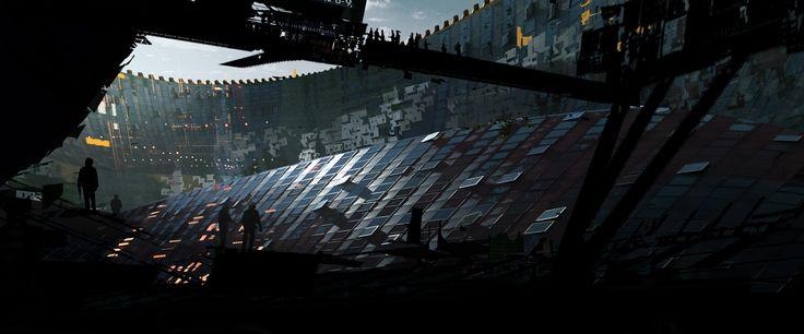 UNDER TOMORROWS SKY » UNDER TOMORROWS SKY CONCEPT ART BY HOVIG ALAHAIDOYAN
