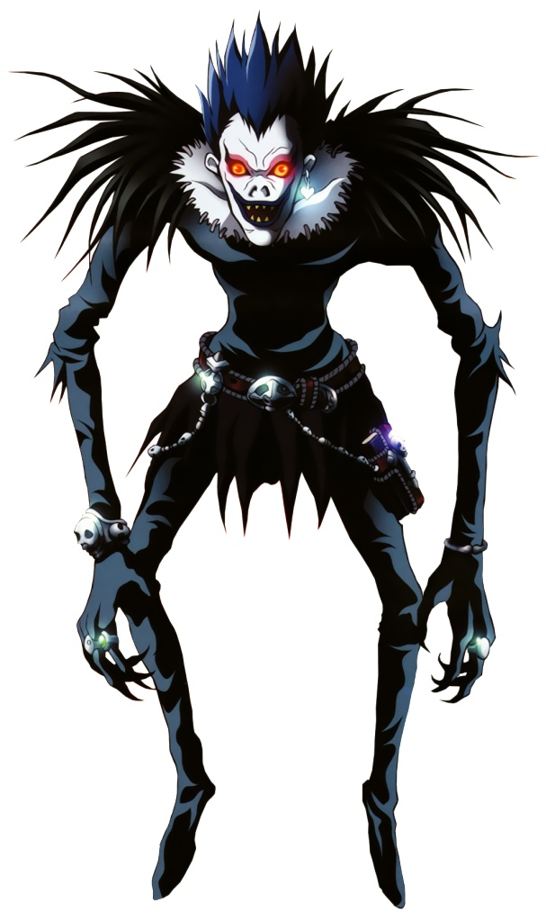 death note rem and ryuk - photo #36