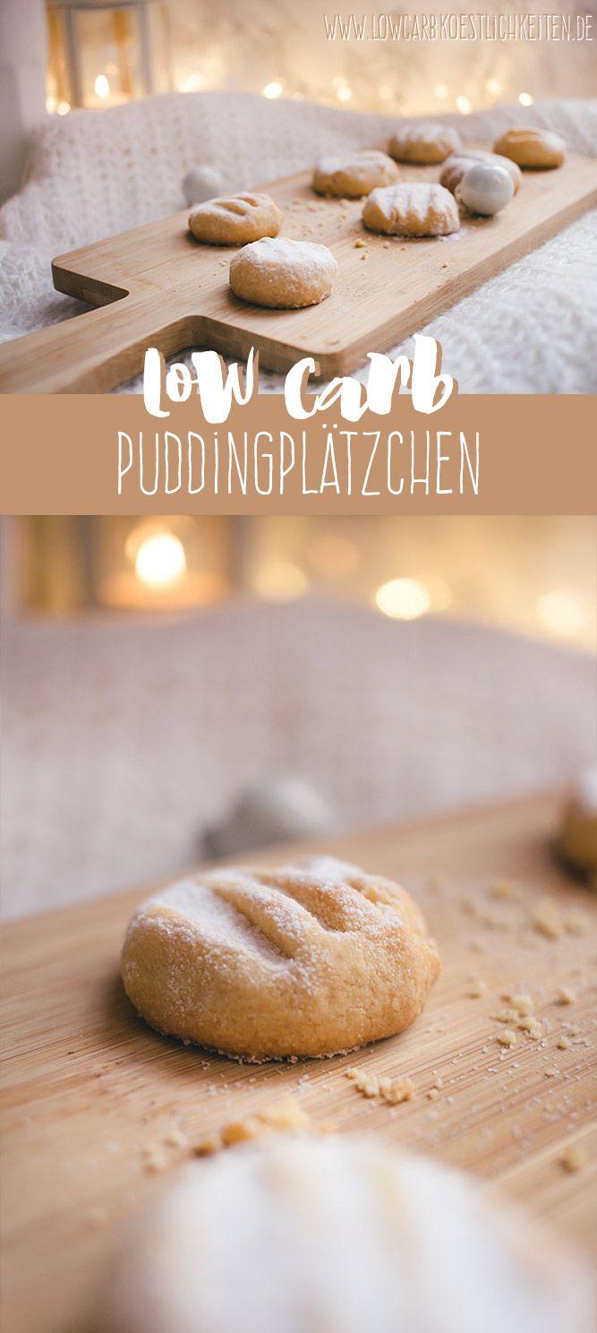 Low Carb Puddingplätzchen, der Plätzchenhype 2017, glutenfrei #lowcarbköstlichkeiten