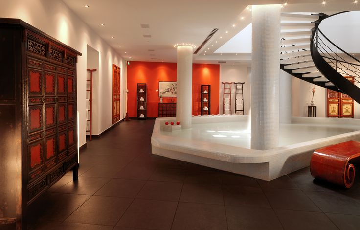 Euphoria Rejuvenating Spa Reception