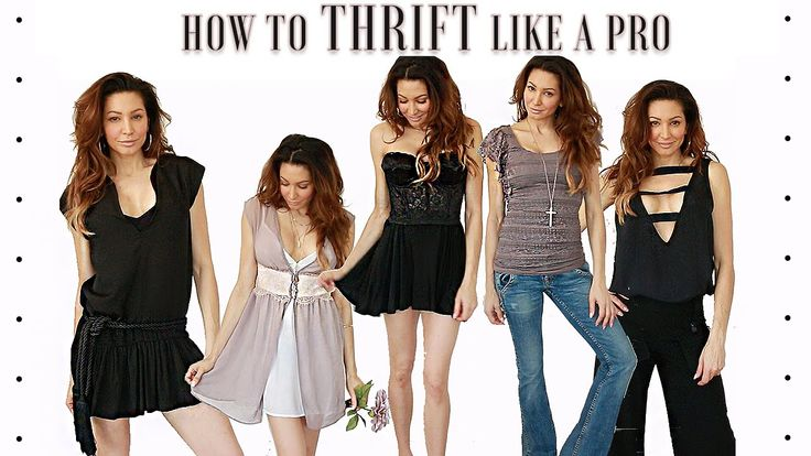How To Thrift Like a Pro + LOOKBOOK - Published on Mar 19, 2016 How To Thrift Like a Pro + LOOKBOOK! Mini Haul plus tips. Wanted to share with you my latest finds and how I plan to style them.