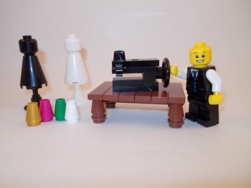 how to build lego furniture instructions