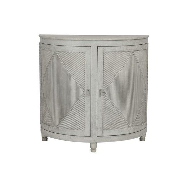 Gabby Furniture Chelsea Demilune (1,310 CAD) ❤ Liked On Polyvore Featuring  Home, Furniture