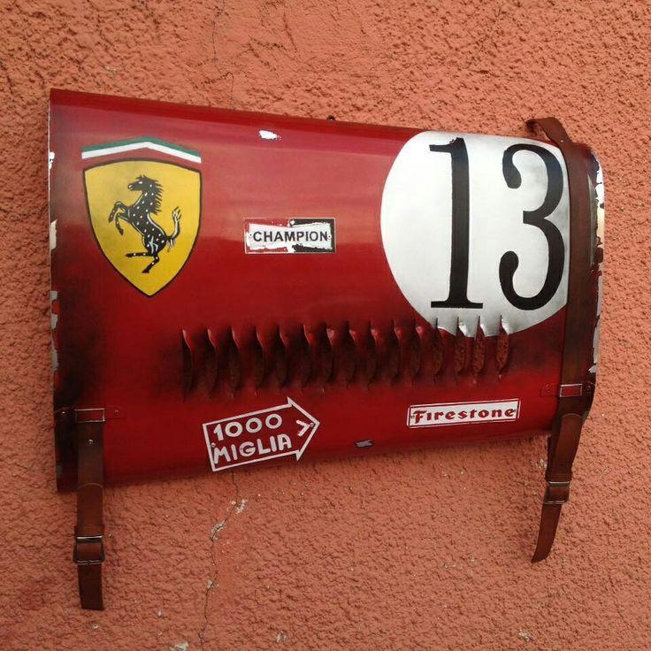 68 best Vintage Grand Prix Race Car Door Skin Wall Art ...