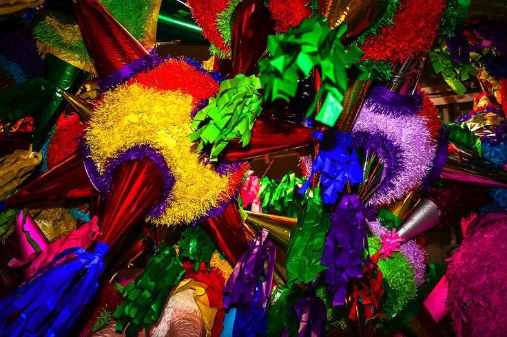 Las piñatas, picos y colores de tradición   Cultura Colectiva