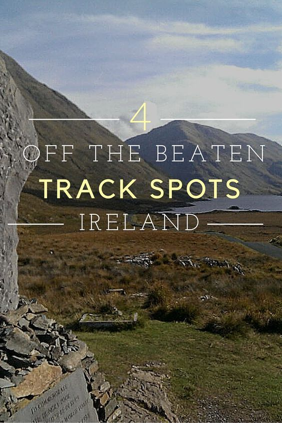 When you think of Irish sites: Cliffs of Moher, Blarney Castle or Giants Causeway, may come to mind. Those places are definitely places worth visiting, & we do visit them on our tours. However going off the beaten track is what we do best, as we feel it gives a real sense of discovery. Here are top 5 off the beaten track places on our tours of Ireland.