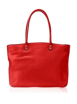 57% OFF LODIS Women's Milano Tote, Red