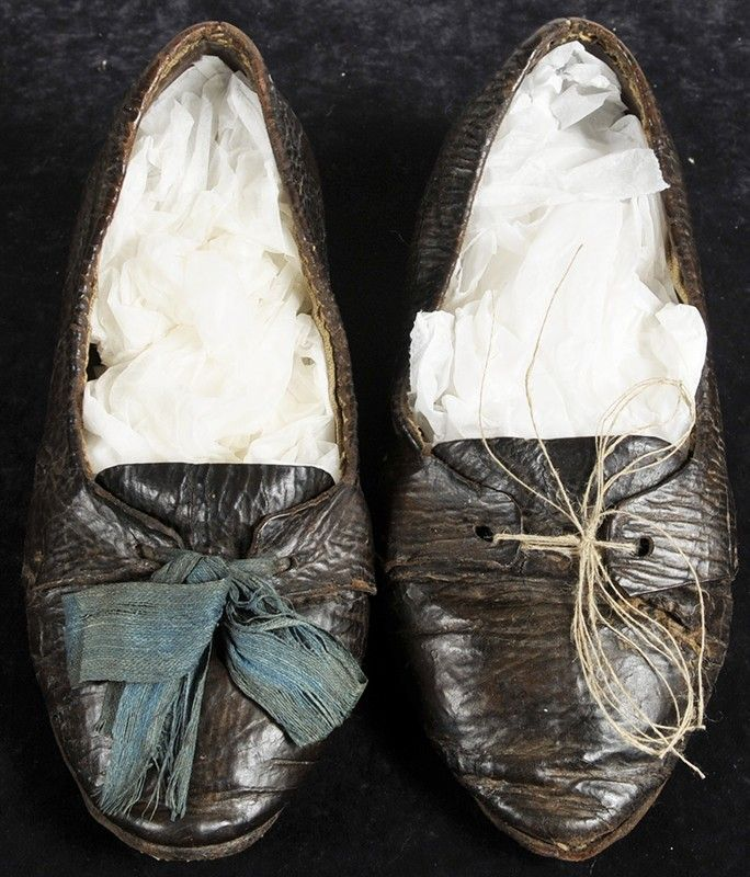 naisten kengät, 1760-1770 | Varsinais-Suomen museot (Musketti) | Finna.fi