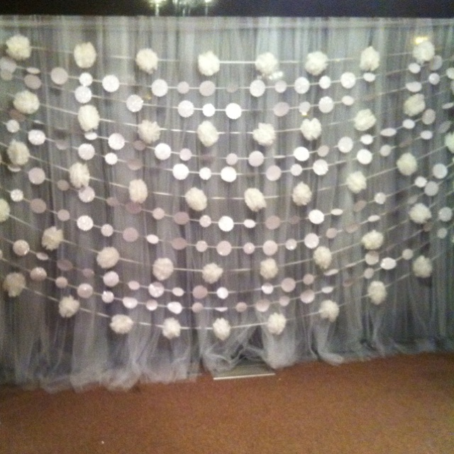 View our entire collection of confetti garland and crepe paper streamers. http://pinterest.com/Charmios/garland-and-streamers/