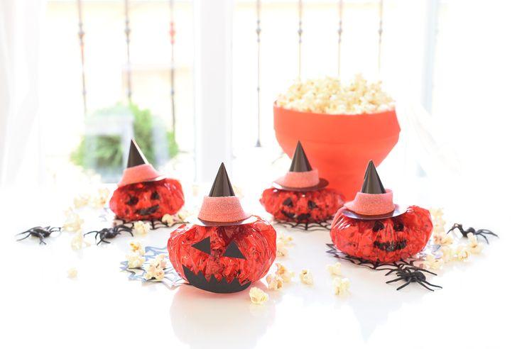 Palomitas de Halloween | Velocidad Cuchara