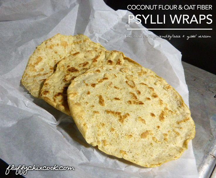 Oat fiber bread
