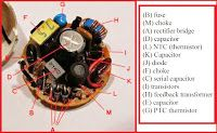 Electrical and Electronics Engineering: CFL Electronic Ballast Components