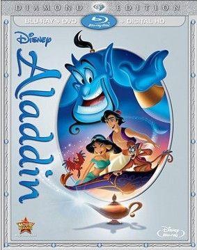 Aladdin (Blu-ray Disc) (2 Disc) 1992