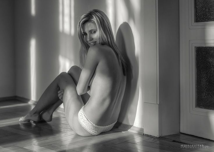 Martina B I-03 BW by Martin Vitek on 500px