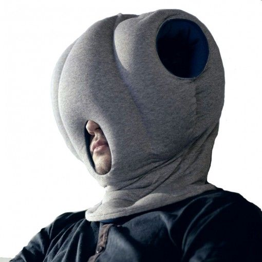 Authentic Ostrich Pillow