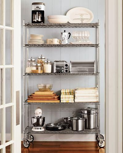 Metro Commercial Pantry Storage: Metro By Williams Sonoma