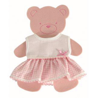 Oso niña rosa RS2383