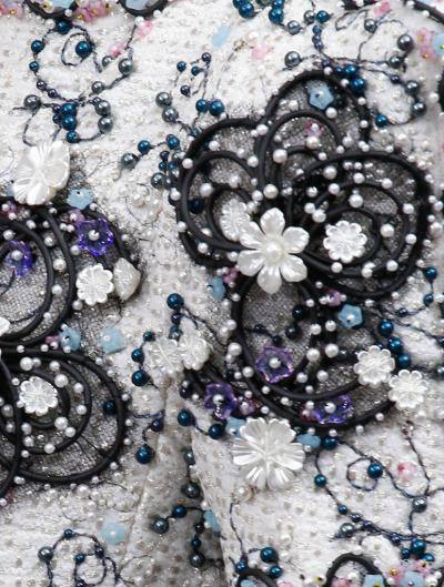 Details at Chanel Couture F/W 2016