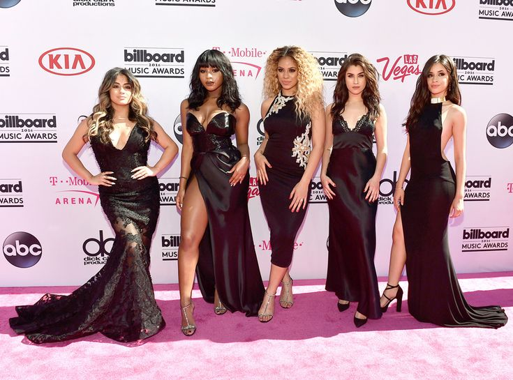 Fifth Harmony from Billboard Music Awards 2016 Red Carpet Arrivals