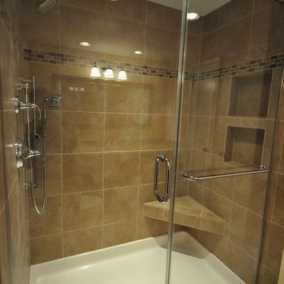 Shower Base With Seat Google Search For The Home Pinterest Shower Base Travertine