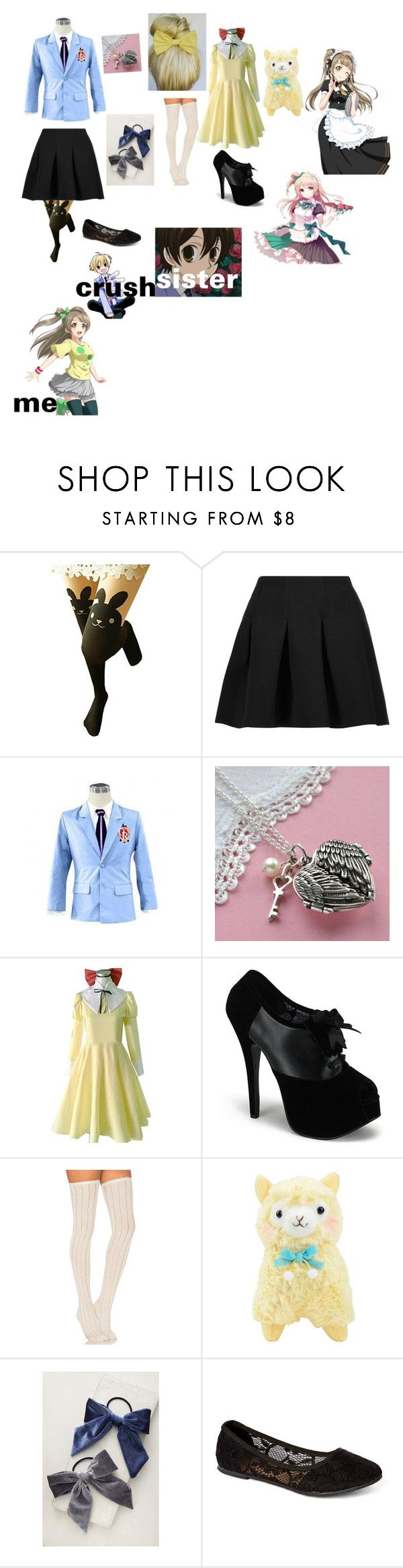 """""""outfits for first episode"""" by angelsdevildes ❤ liked on Polyvore featuring T By Alexander Wang, Martha Jackson, Free People, Anthropologie and Com Fancy"""