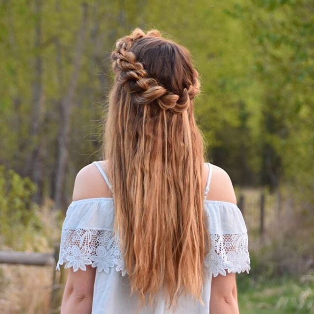 How to Create a Fan Bun | Cute Updos | Cute Girls Hairstyles