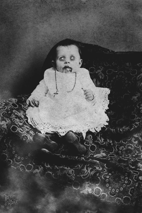 Ghost Baby 1 Death Poisoned By Mother What