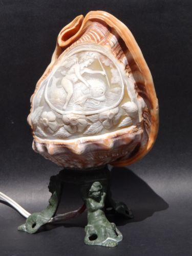 223 best seashell carvings images on pinterest. Black Bedroom Furniture Sets. Home Design Ideas