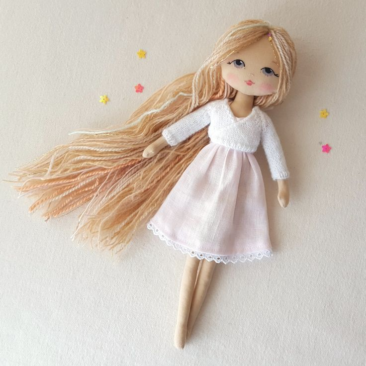 Картинки самодельные куклы, днем рождения