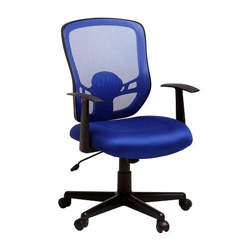 Компьютерное кресло HLC-0420-1C-1 - это фантастически  удобная модель  кресла, сидеть в котором - одно удовольствие.  Акриловая сетчатая спинка обеспечивает прекрасную циркуляцию воздуха, а специальный валик  хорошо поддержит спину в области поясницы. Кресло Офисное кресло HLC-0420-1C-1  обладает всеми необходимыми характеристиками современного офисного кресла и при этом отличается доступной ценой.