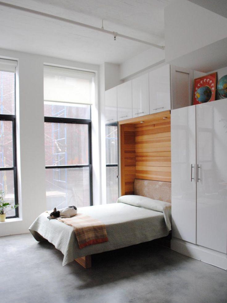 Best 12 Ways To Fake A Bedroom Murphy Bed Designs Murphy 400 x 300