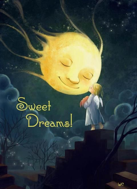 sweet dreams                                                                                                                                                                                 More