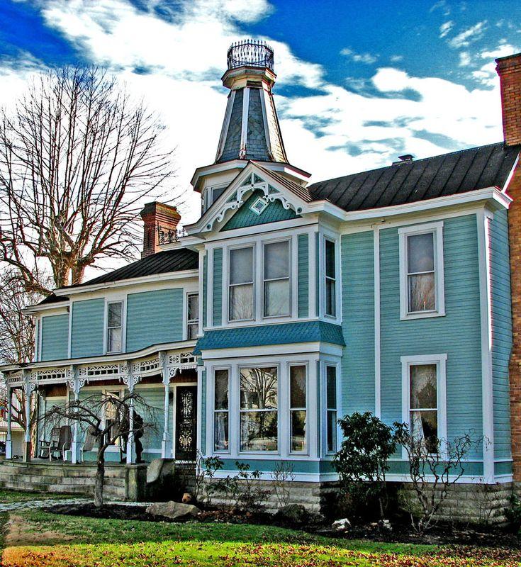 Scioto County Ohio Victorian