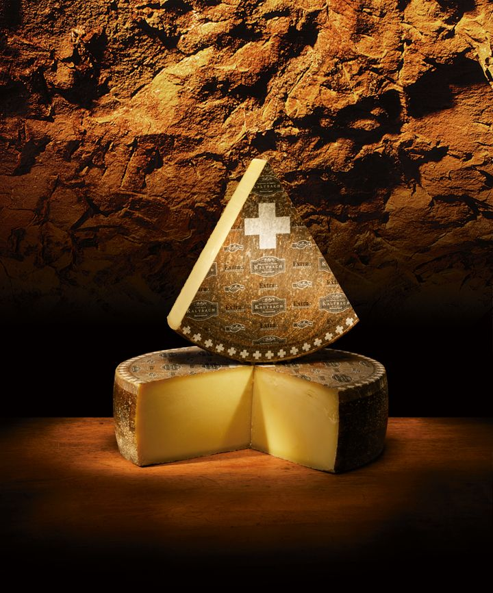 Alpine Extra is ripened to perfection in our cave under expert supervision. This distinctive recipe delivers harmonious flavor and a strong tangy aroma. Semi-hard-cheese, aged for a minimum of 5 months.