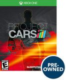 Project Cars - PRE-Owned - Xbox One, Multi