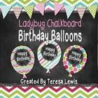These balloons are meant to be attached to giant Pixy Stix  or Crazy Straw and displayed in the classroom. On each student's birthday they can choo...