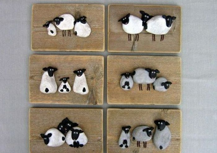 89 best Schafe images on Pinterest | DIY, Wood and Sheep