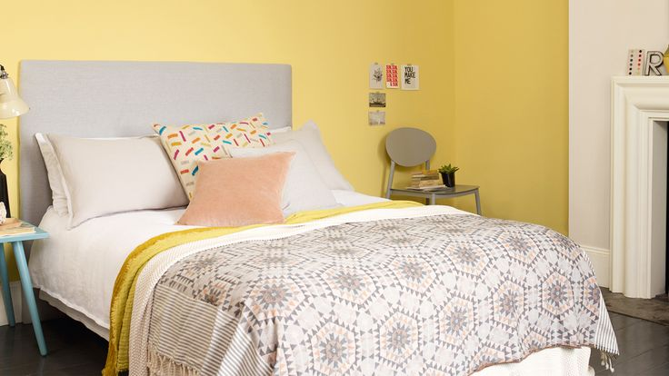 Dulux Zestaw Bedroom In A Box: 39 Best Wall Colour Images On Pinterest