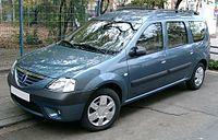 2007 Dacia Logan MCV