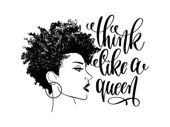 Afro Woman Life Quote Strong Nubian Princess Queen Afro Hair Etsy Black Love Art Black Women Art Black Girl Magic Art