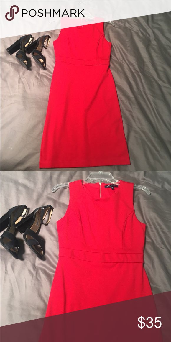Sexy tight red dress Sexy tight red mini dress perfect for a date night! Tag says medium but fits like a small or even extra small. Bought in an LA boutique. Lulu's Dresses Mini