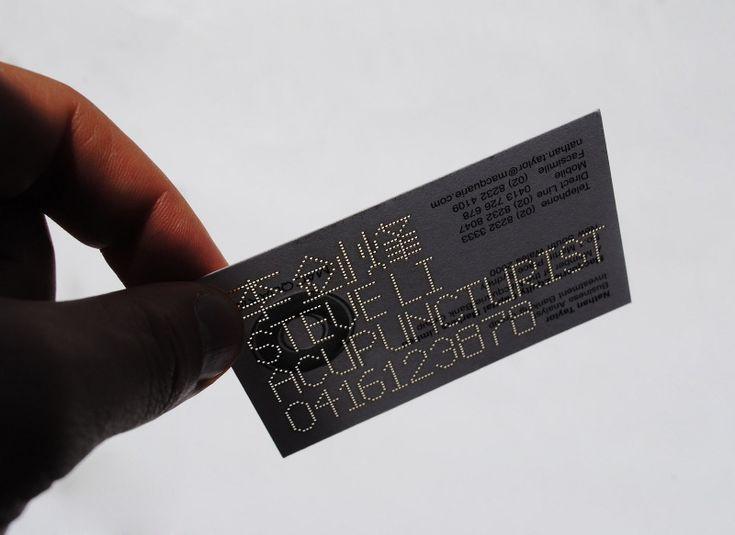 Business Card Inspiration #3