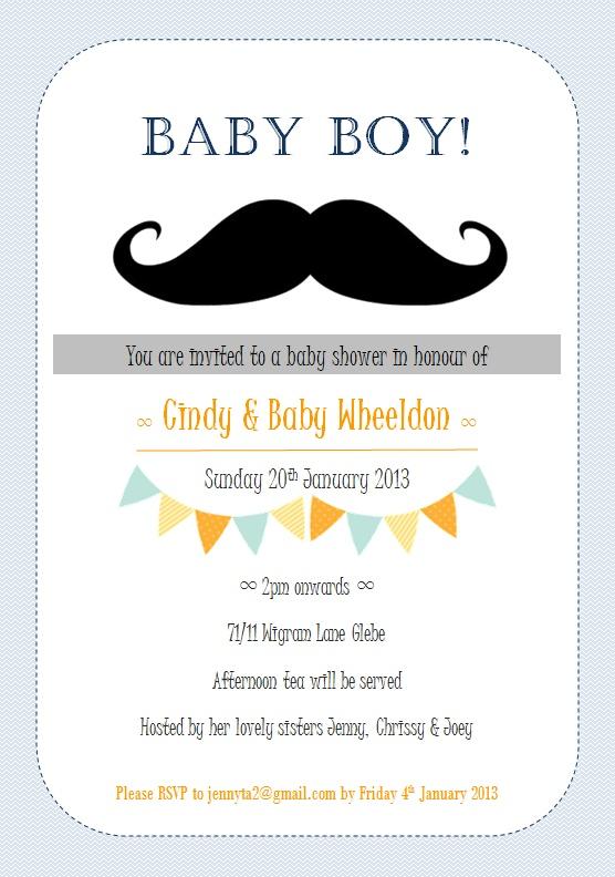 email invitation baby showerweb