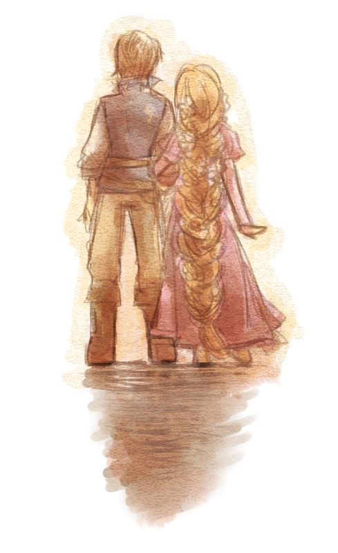 my dream relationship can be found in Tangled