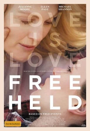 #Freeheld is the moving true story of Laurel and Stacie's fight for justice. www.freeheld.com.au
